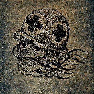 Skull Medic by LittleCsDesigns