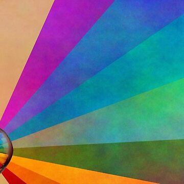 Dog Rainbow by goztel
