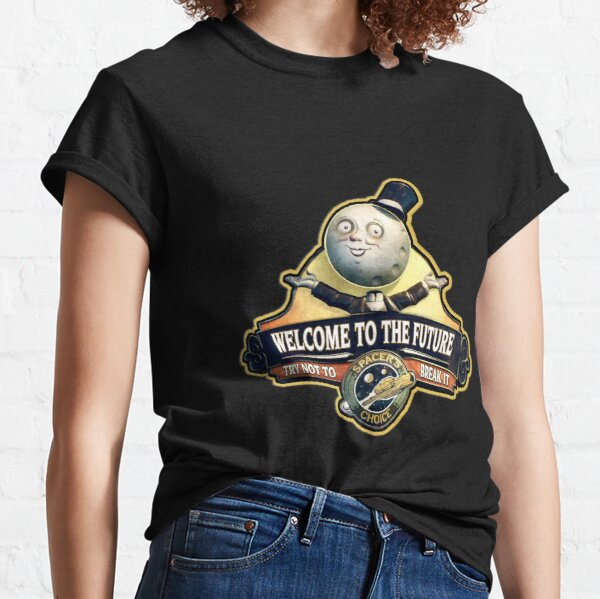 Outer Worlds / Welcome to the Future Classic T-Shirt
