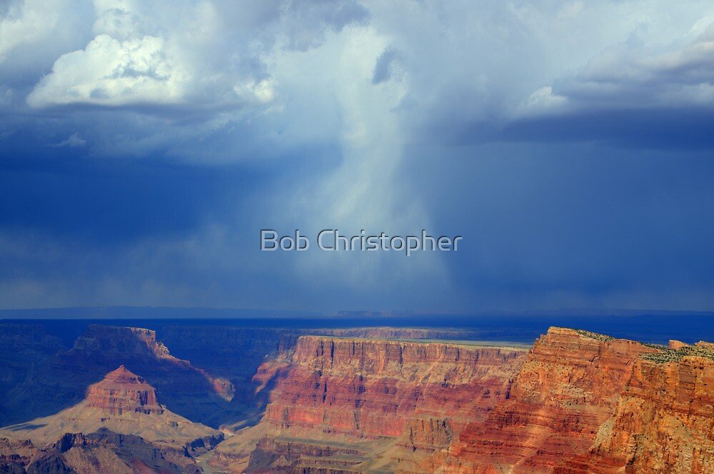 Desert View Grand Canyon by Bob Christopher