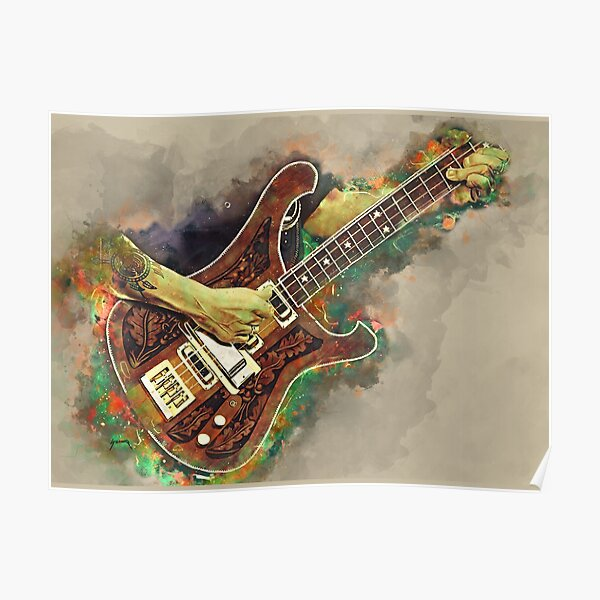 Lemmy's Bass Poster