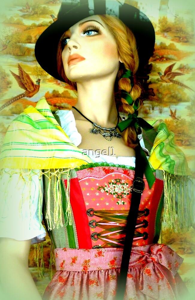 Bavarian Fashion by ©The Creative  Minds