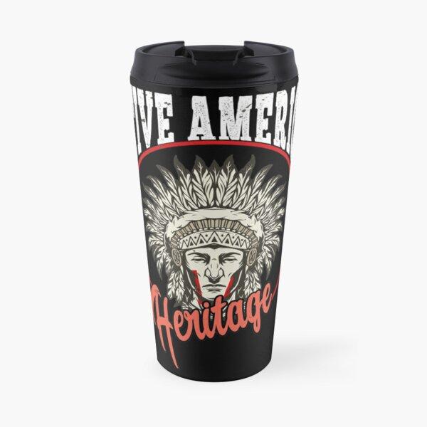 native american heritage Travel Mug