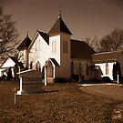 Concord United Methodist Church, Roxboro, NC by Julie Conway