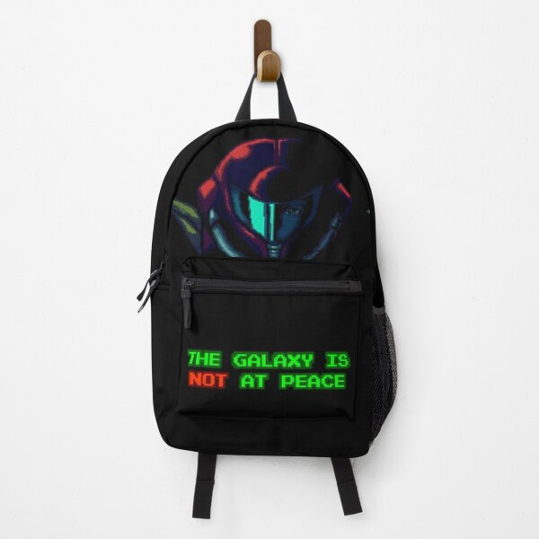The Galaxy is not at Peace Backpack