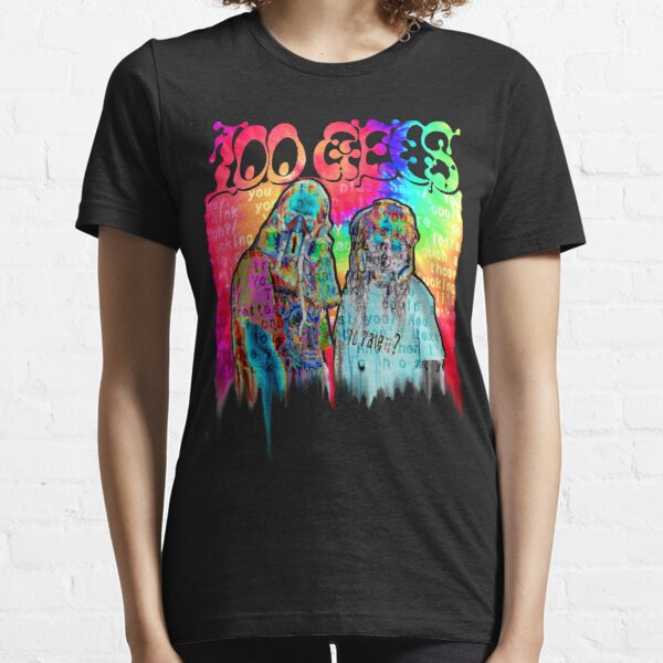 all 100 gecs of the rainbow Essential T-Shirt