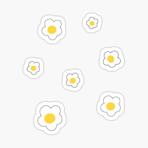 daisy pack Sticker