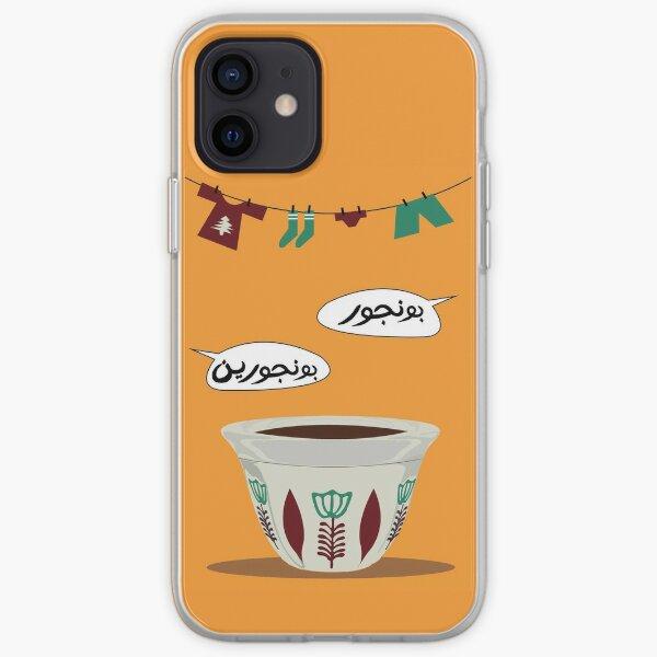 Bonjour-Bonjourein iPhone Soft Case
