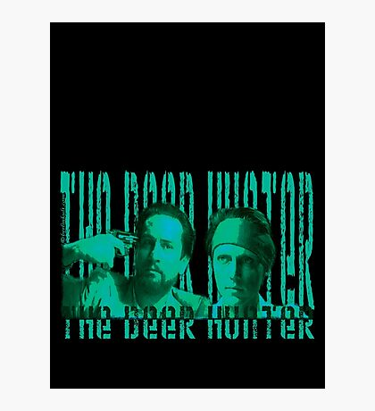 the deer hunter Photographic Print