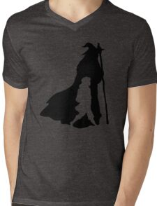 On an Adventure Mens V-Neck T-Shirt