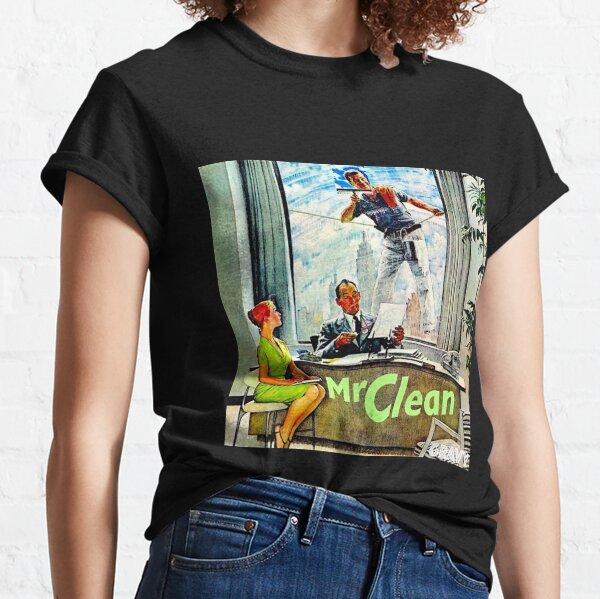Yung Gravy - Mr Clean EP Album Cover Classic T-Shirt