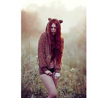 Teddy Bear VIII Photographic Print
