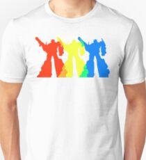Optimus Prime Colors T-Shirt