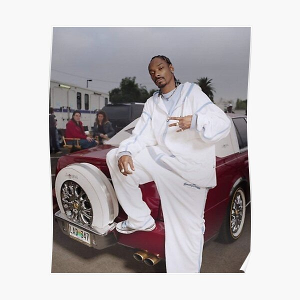 Snoop Dogg Low Rider Poster