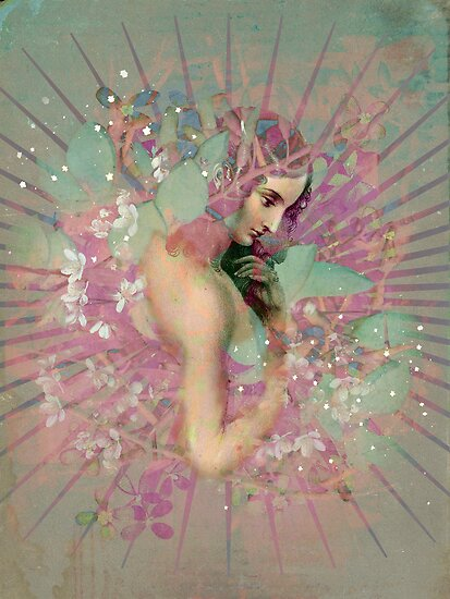 Sweet Madonna by Catrin Welz-Stein