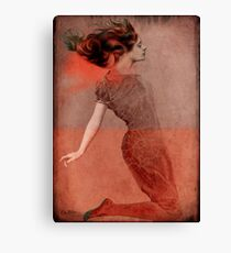 Love is ... Canvas Print