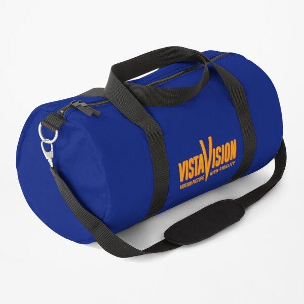 Retro VistaVision Logo Duffle Bag