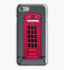 London Calling iPhone Case/Skin