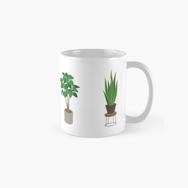 Plant Drawings Classic Mug