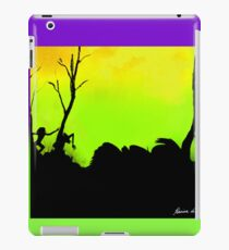 Sleeping giant iPad Case/Skin