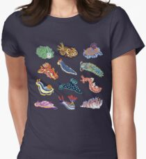 Nudie Cuties Women's Fitted T-Shirt