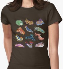 Nudie Cuties Womens Fitted T-Shirt