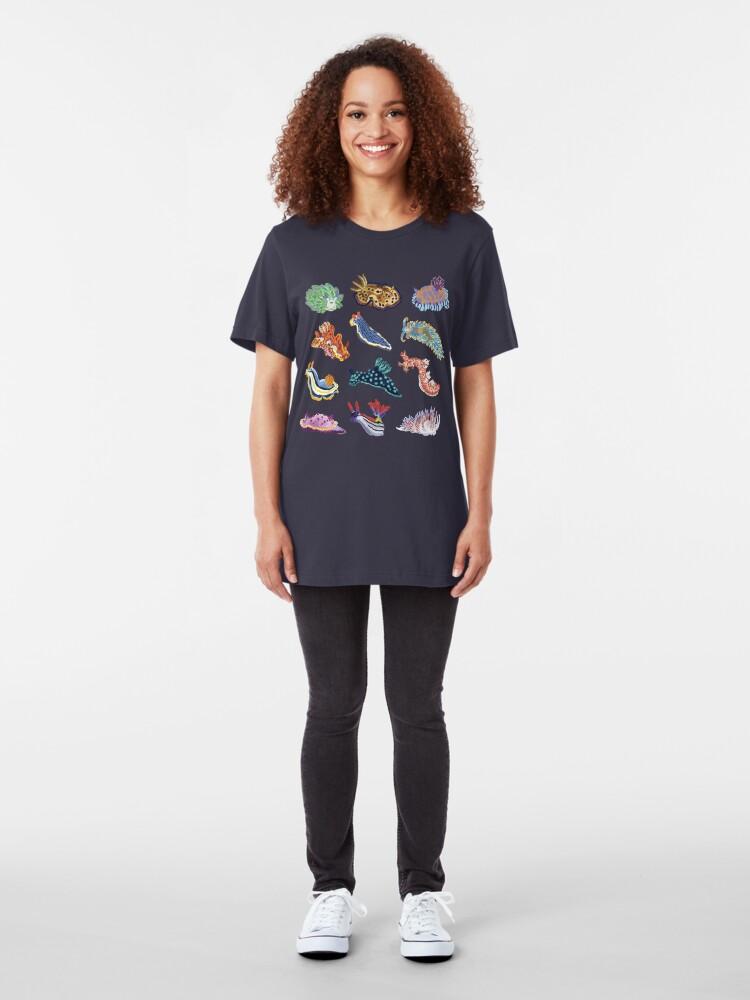 Alternate view of Nudie Cuties Slim Fit T-Shirt