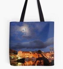 Hobart nights Tote Bag