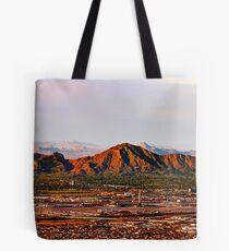 Camelback Mountain Tote Bag