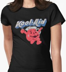 Kool-Aid, Oh-yeah! Womens Fitted T-Shirt