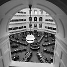 The Domed Reading Room by Vince Russell