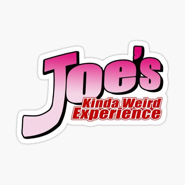 Bootleg Jojo's Sticker