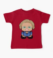 Advocate Politico'bot Toy Robot 1.0 Baby Tee