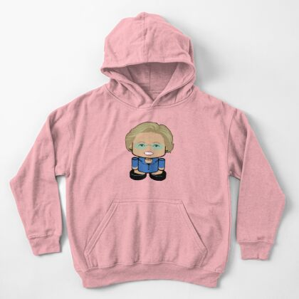 Advocate Politico'bot Toy Robot Kids Pullover Hoodie