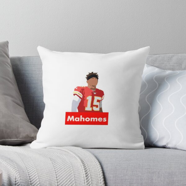 Mahomes Throw Pillow