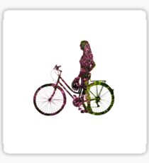 Green Transport - Female Sticker