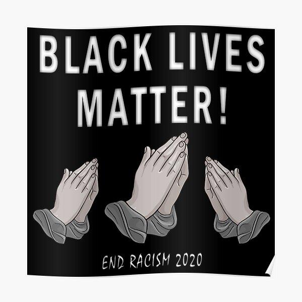 Black Lives Matter - BLM Poster