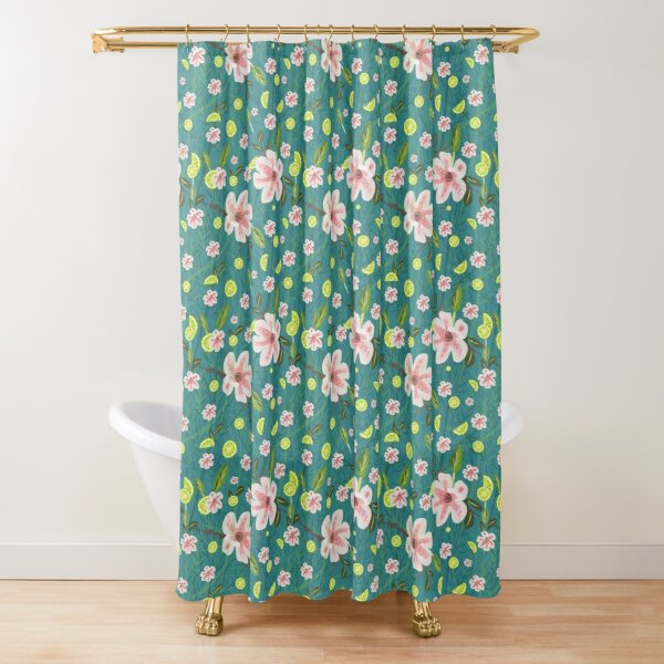 Warm + Therapeutic Shower Curtain