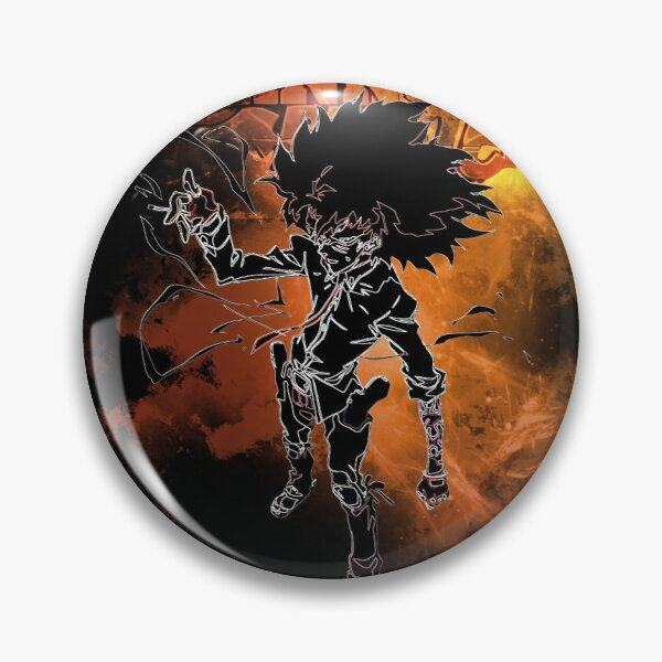 Immortal Awakening Pin