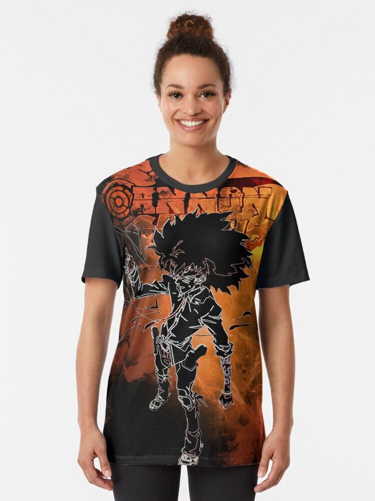 Alternate view of Immortal Awakening Graphic T-Shirt