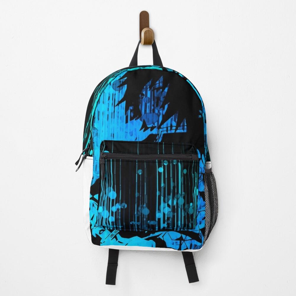 Water Hashira Dark Side Backpack