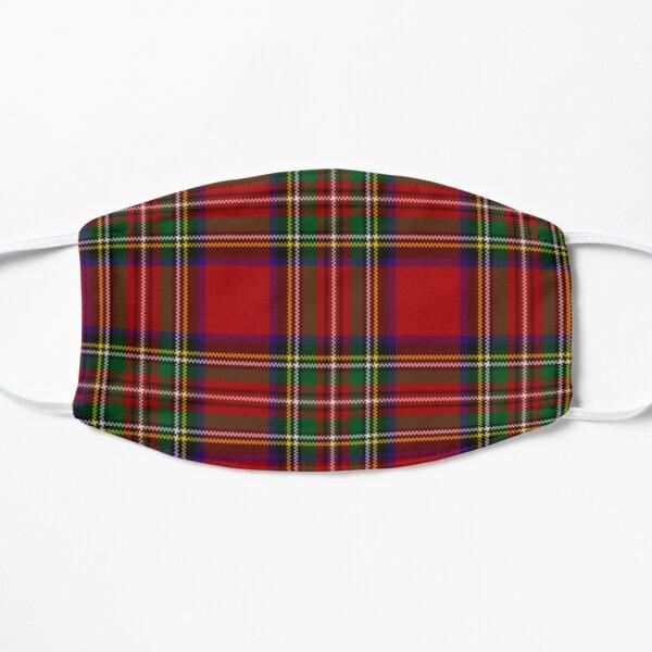 Tartan Flat Mask