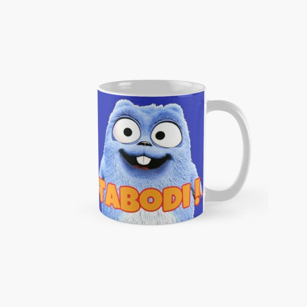 Lemmings Tabodi and Grizzy Classic Mug