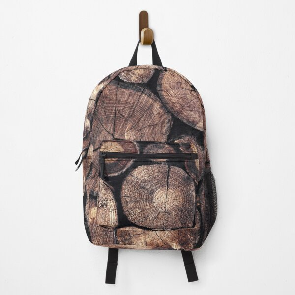 The Wood Holds Many Spirits Backpack