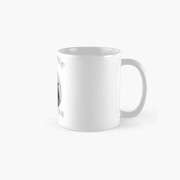 Volcanic Protector Man Classic Mug