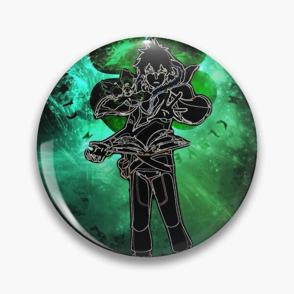 Four Leaf Clover Awakening Pin