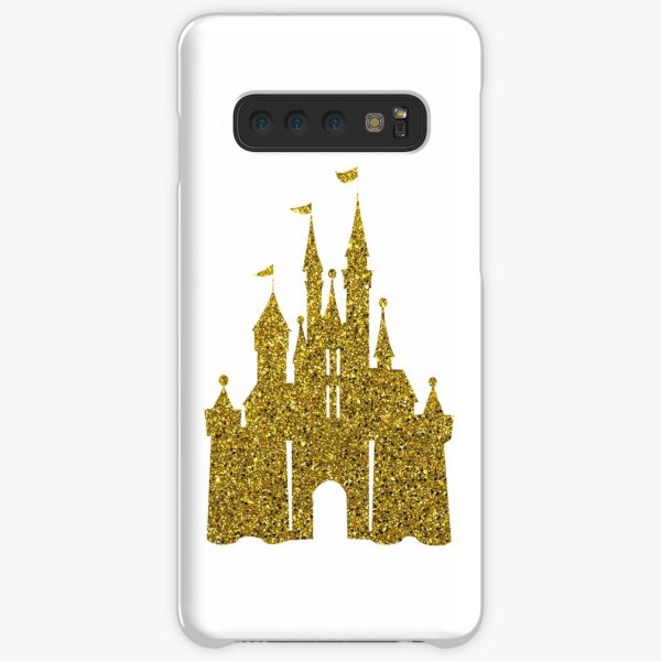 Gold Samsung Galaxy Snap Case