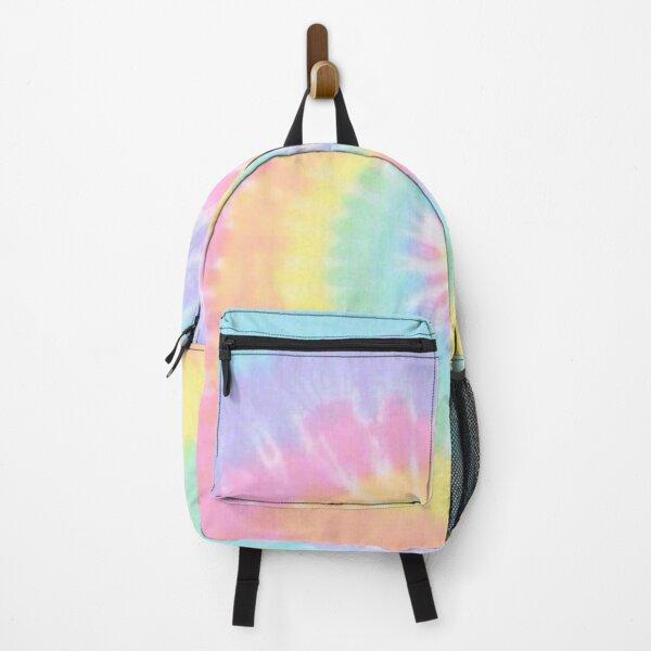 Rainbow Pastel Backpack Backpack
