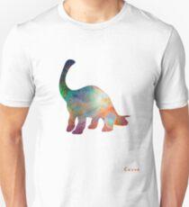 Space Diplodocus T-shirt Unisex T-Shirt