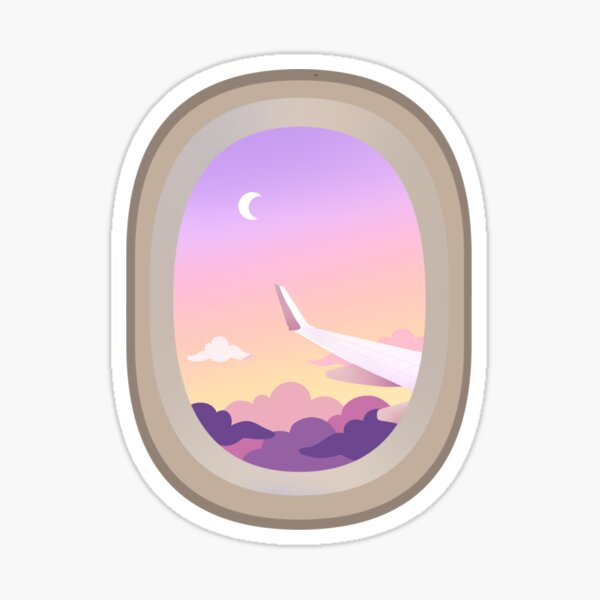 Travel Aesthetic Stickers Redbubble